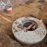 Преимущества септика из бетонных колец