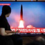 Опять стреляют: куда прилетели две ракеты КНДР