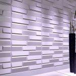 Как выбрать 3d панели для стен?