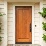Советы по выбору уличных дверей
