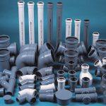 Трубы и фитинги для обустройства систем канализации