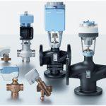 Клапаны и приводы Siemens: виды и применение