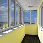 В чем различия между теплым и холодным остеклением балкона