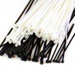 Характеристики и сфера применения кабельных стяжек