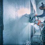Когда применяется алмазная резка бетона