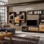 Мебель из массива дерева: лучшие тенденции дизайна интерьера