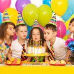 Основные моменты в организации детского праздника