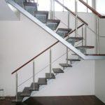 Маршевые лестницы: широкий спектр материалов изготовления, низкие цены