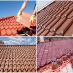Металлочерепица: важный элемент укладки крыши дома