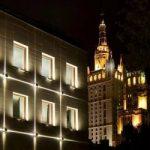 Разновидности архитектурного освещения фасадов