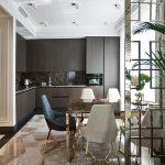 Какие дизайнерские интерьеры квартир популярны в 2021 году?