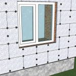 Особенности технологии утепления стен пенопластом снаружи