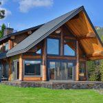 Чем дома post&beam отличаются от других каркасных построек